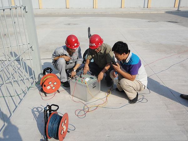 雷电检测预警