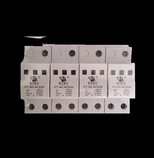 三相电源防雷模块PT-MI4AC200